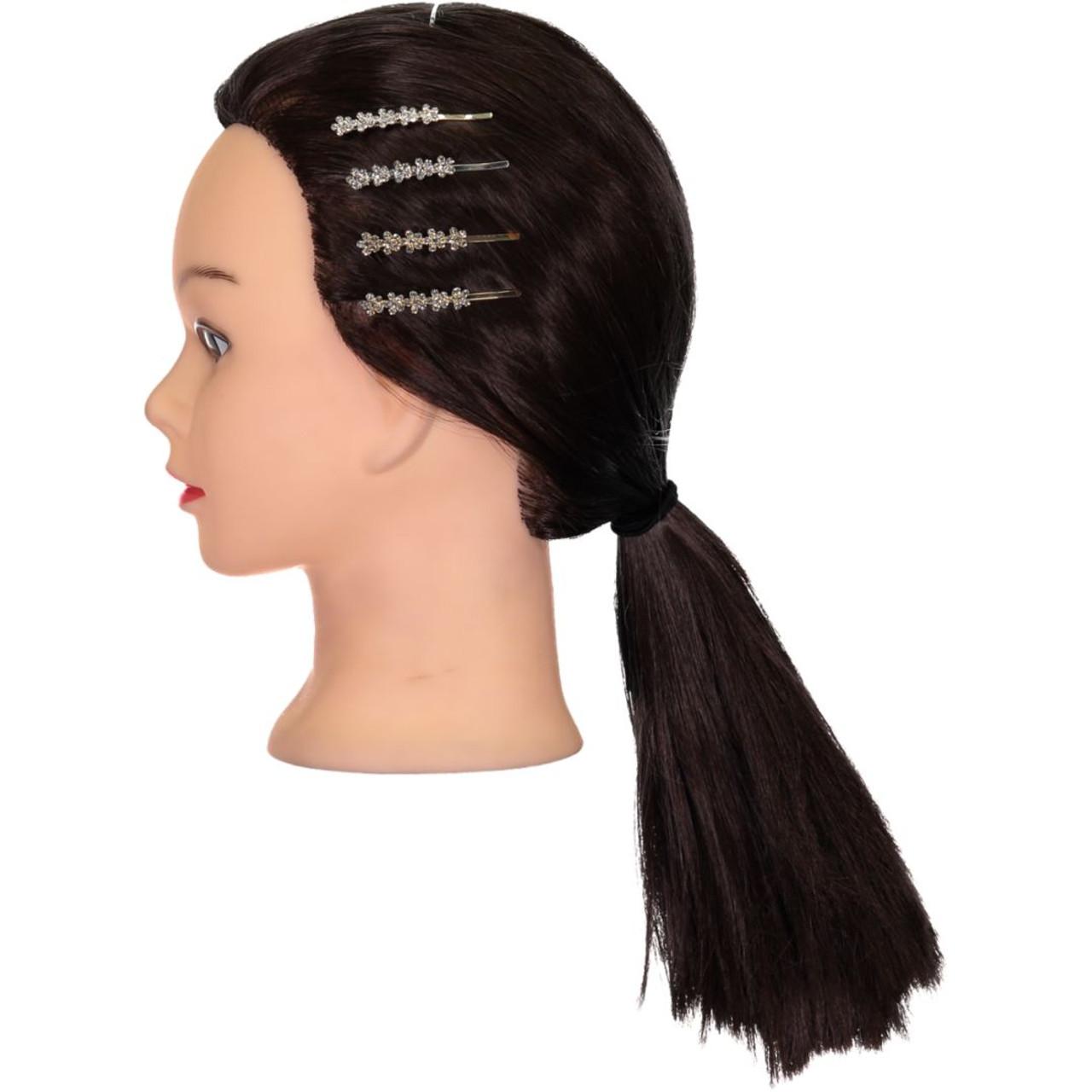 Riqki Flower Hair Clips