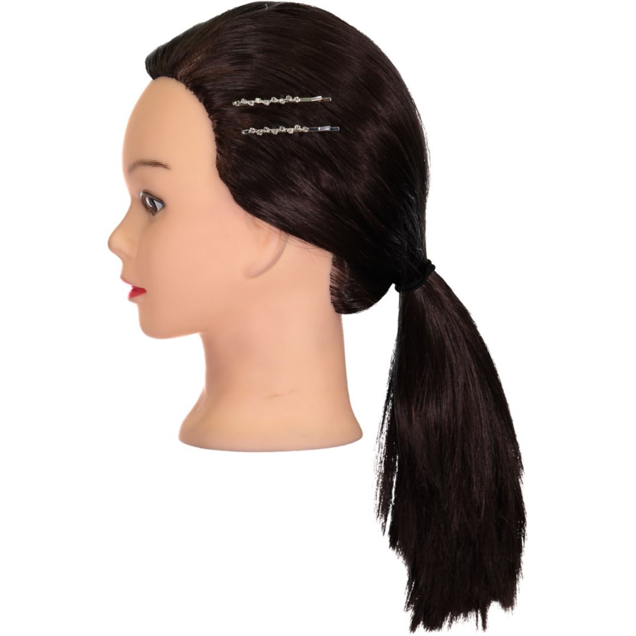 Riqki Silver Hair Clips