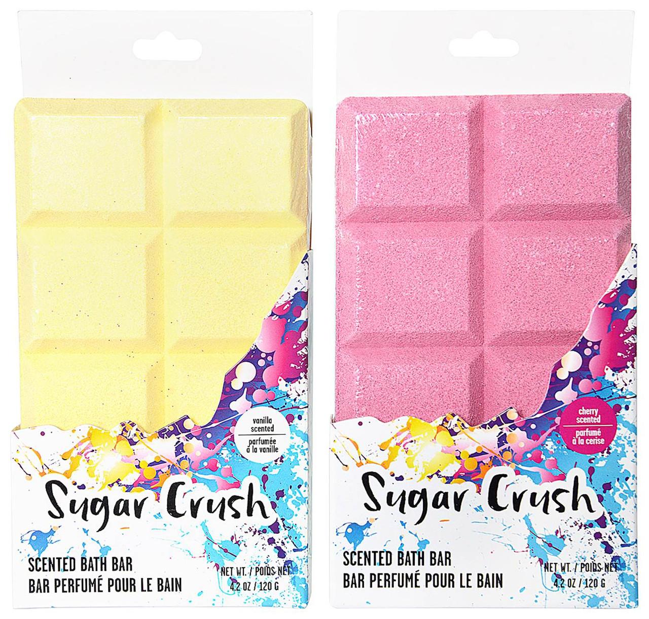 Sugar Crush Candy Bar Bath Bomb