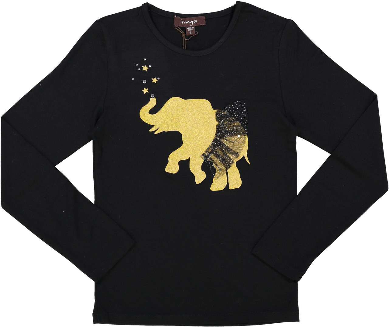 Imoga Girls Ariana Long Sleeve T-shirt