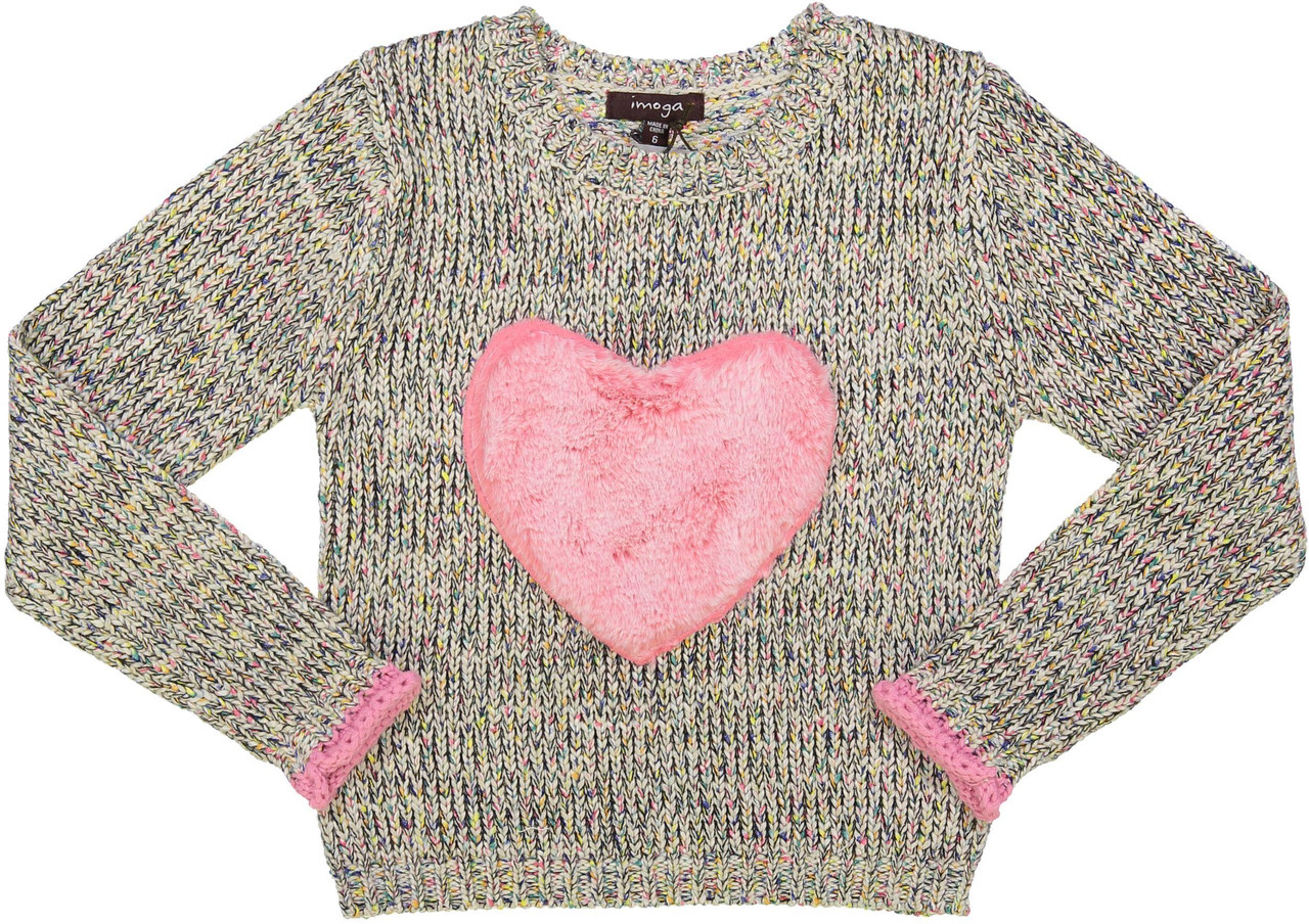 Imoga Girls Grace Sweater