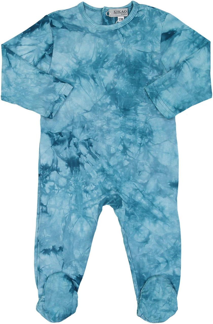 Kokao Boys Tie Dye Cotton Stretchie - D76BB