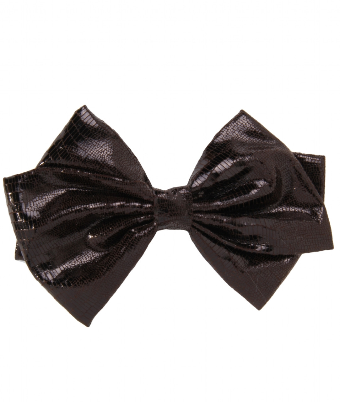 Riqki Alligator Bow Clip