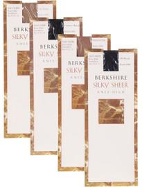 Berkshire Silky Sheer Knee High
