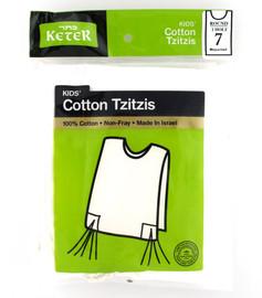 Arba Kanfos Cotton Tzitzis