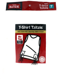 T-Shirt Cotton Tzitzis