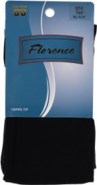 Florence Microfiber 80 Light Control Top Tights