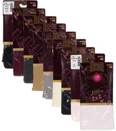 Butterfly School Collection Microfiber 40 Opaque Tights
