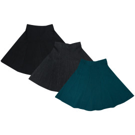 BGDK Girls Split Panel Skirt