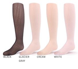 Memoi Honeycomb Fashion Tights