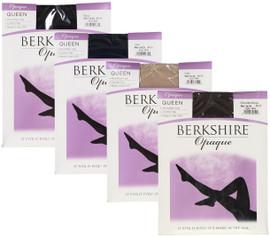 Berkshire Womens Queen Opaque Control Top Tights