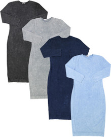 Kiki Riki Womens Stone Wash Shell Dress