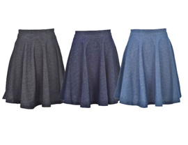 BGDK Girls Circle Denim Skirt