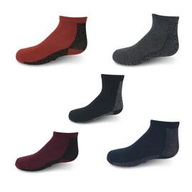 Zubii Metallic Contrast Ankle  Sock