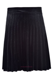 Girl's Velour Skirt