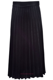 Girl's Long Velour Skirt