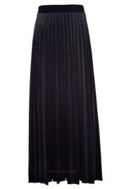 Ladies Long Velour Skirt