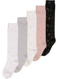 ZUBII GIRLS KNEE SOCKS - 451