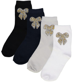 ZUBII GIRLS ANKLE SOCKS - 432