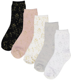 ZUBII GIRLS ANKLE SOCKS - 452