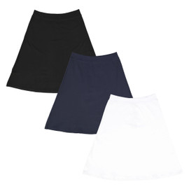 BGDK Women's A-Line Skirt - Longer Length