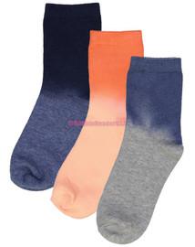 Blinq Girls Ombre Ankle Socks