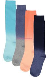 Blinq Girls Ombre Knee Socks