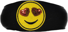 Emoji Patch Headband