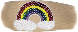Rainbow Patch Headband
