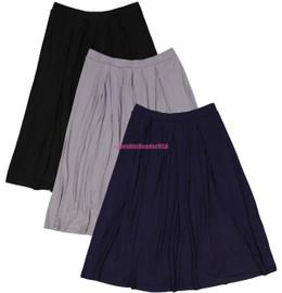 Women's Box Pleat Skirt