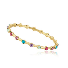 LMTS Girls Stackable Rainbow Bangle