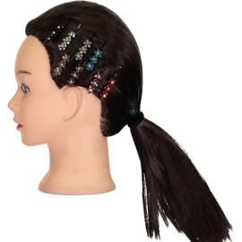 Riqki Jewel Flower Hair Clips