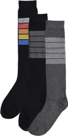 Zubii Girls Colorbar Knee Socks - 531