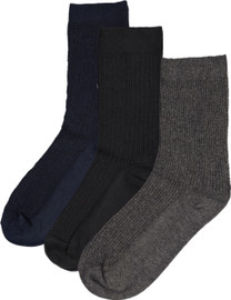 JRP Girls Pointelle Midcalf Sock - MPOI