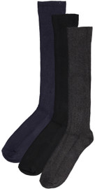 JRP Girls Fine Rib Knee Socks - SFRIB