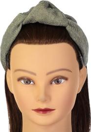Riqki Girls Canvas Turban Knot Headband - HB1927