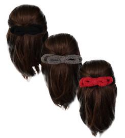 Dazzle Sheep Bow Hair Clip - 7034c