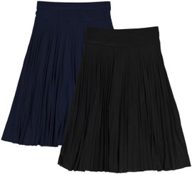 Womens Pleated Skirt - BK-JH230
