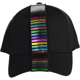 Riqki Rainbow Stripe Cap