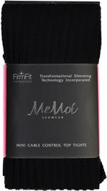 Memoi Womens Mini Cable Control Top Tights - MO-378