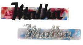 Custom Acrylic Name Clip