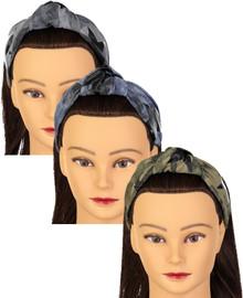 Riqki Girls Distressed Star Headband - HB2001