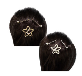 Riqki Hair Clip - RIP-0099GS
