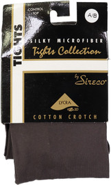 Sireco Silky Microfiber Opaque Tights - Style 57