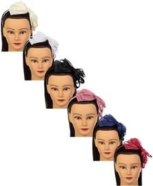 Riqki Girls Gossamer Triple Bow Headband - HB2010
