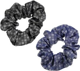 Riqki Checkered Scrunchy - SC2011
