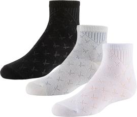 Zubii Girls V Patterned Ankle Socks - 702