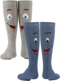 Zubii Girls All Smiles Knee Socks - 751