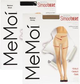 Memoi Womens Super Shaper Sheers Pantyhose - MM-293