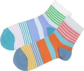 Condor Boys Multicolor Stripe Dress Socks - 3250/4